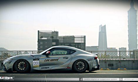 AirREX – Toyota Supra A90