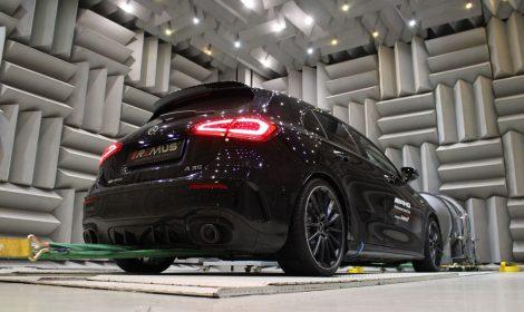 Remus – Mercedes A35 AMG