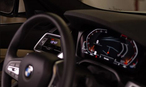 P3 Gauges – BMW 3 Series (G20/G21)