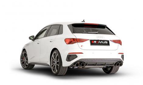 Audi S3 8Y Remus